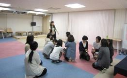 第1回学修プログラム発表会の様子